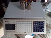 Електронна везна DS15